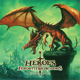 Heroes of Forgotten Kingdoms